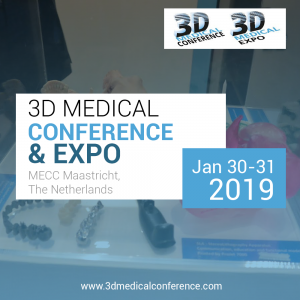 3D Medical Expo welcomes Mimaki as Bronze Partner